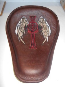 custom-embroidered-leather-motorcycle-seat
