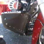 Leather Motorcycle Lowers