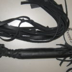 Kinky Leather Whip