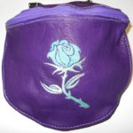 purple-hip-bag-with-turquoise-rose